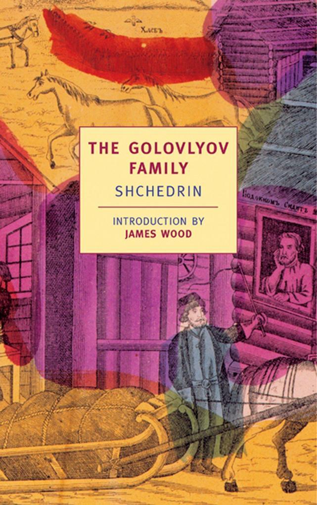 The Golovlyov Family: Shchedrin als Taschenbuch