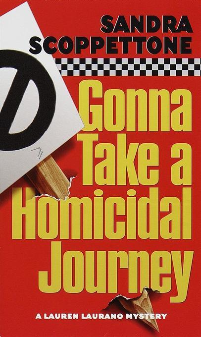 Gonna Take a Homicidal Journey als Taschenbuch