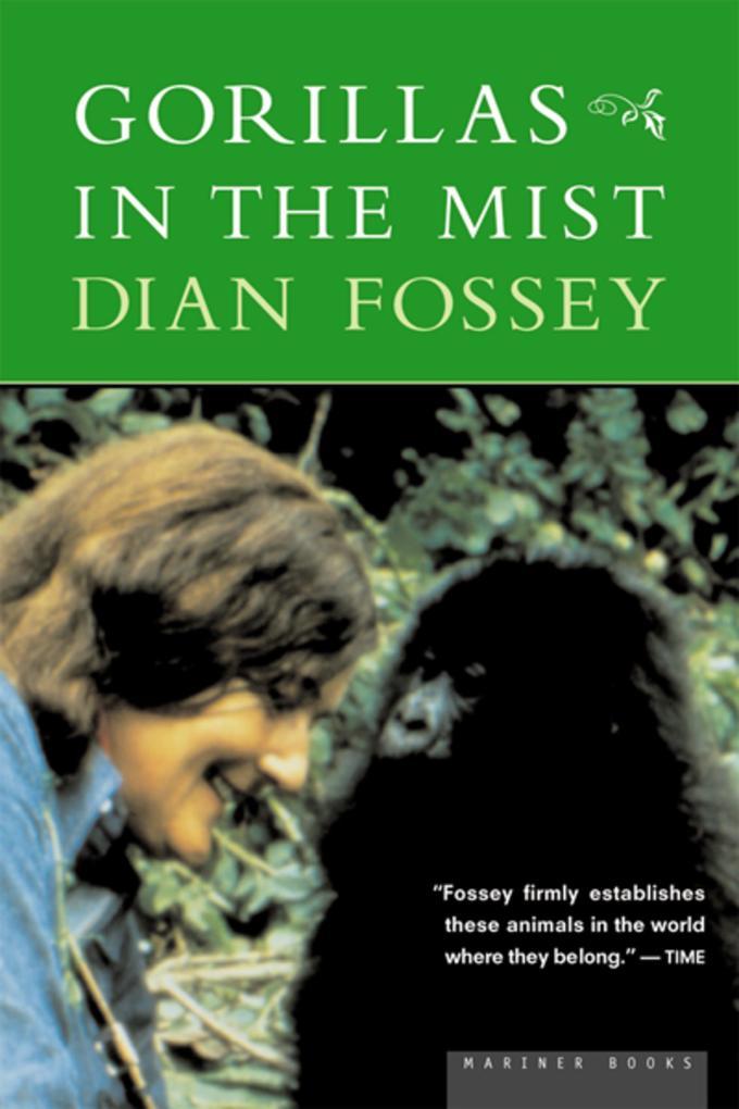 Gorillas in the Mist als Taschenbuch