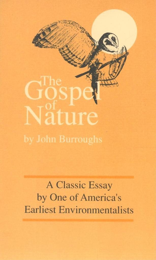Gospel of Nature als Taschenbuch