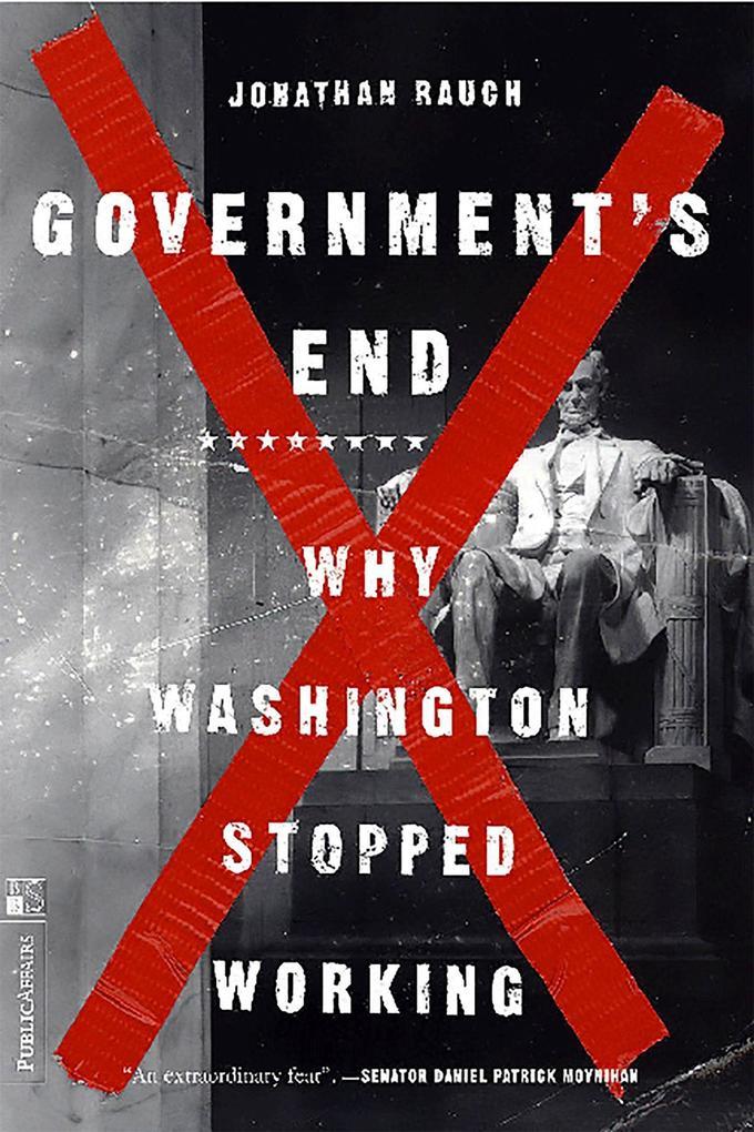 Government's End als Taschenbuch
