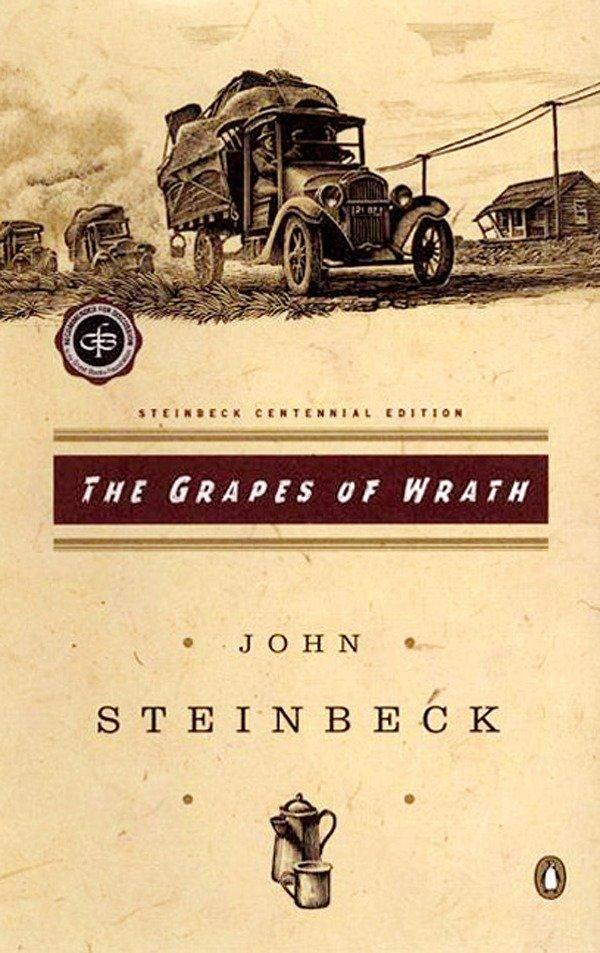 The Grapes of Wrath als Taschenbuch