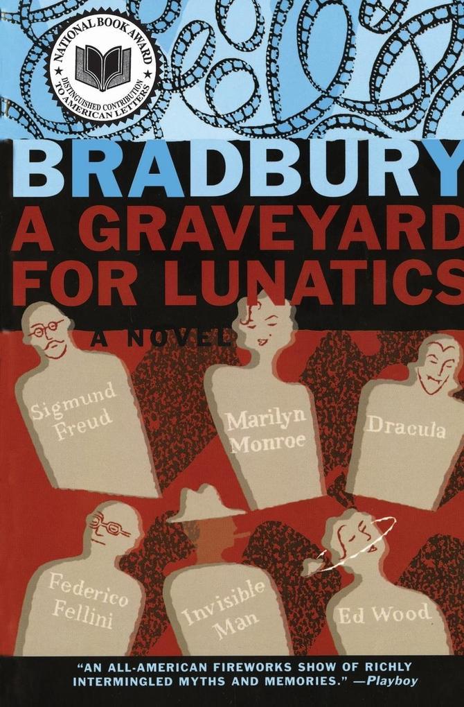 Graveyard for Lunatics, A als Taschenbuch