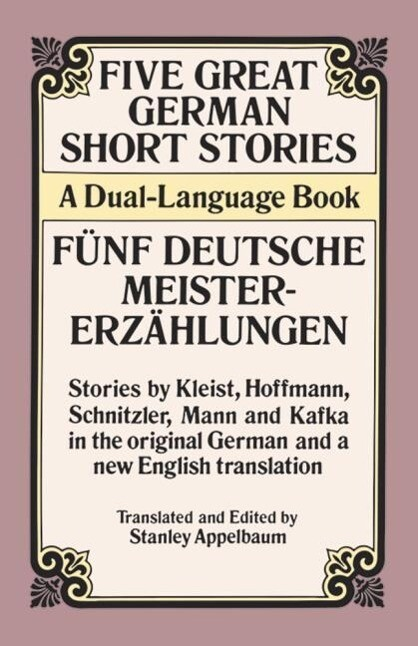 Five Great German Short Stories: A Dual-Language Book als Taschenbuch