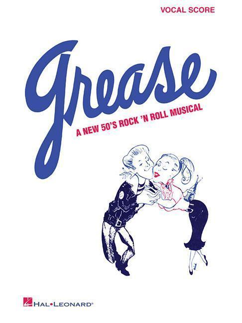 Grease als Taschenbuch