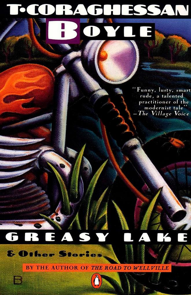 Greasy Lake & Other Stories als Taschenbuch