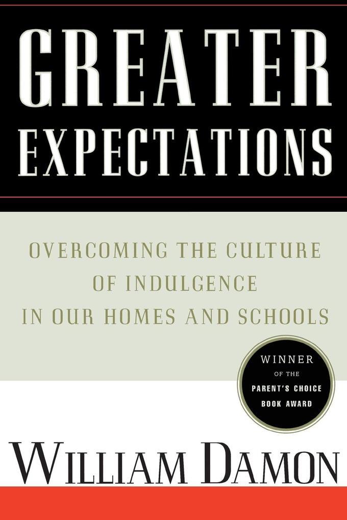 Greater Expectations als Taschenbuch