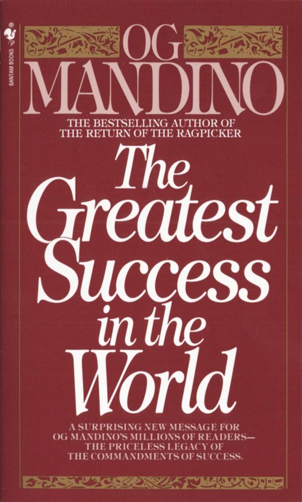 The Greatest Success in the World als Taschenbuch