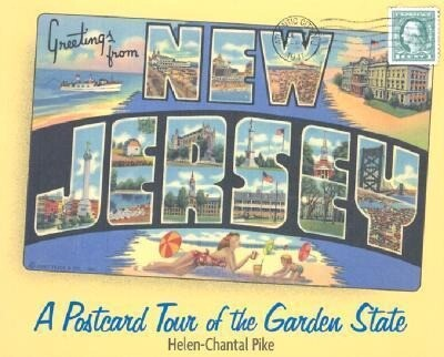 Greetings from New Jersey: A Postcard Tour of the Garden State als Taschenbuch