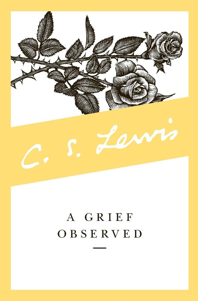 Grief Observed, A als Buch