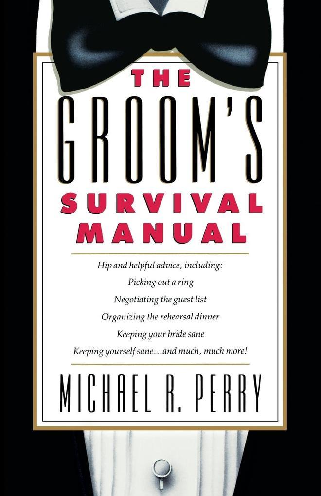 Groom's Survival Manual als Taschenbuch