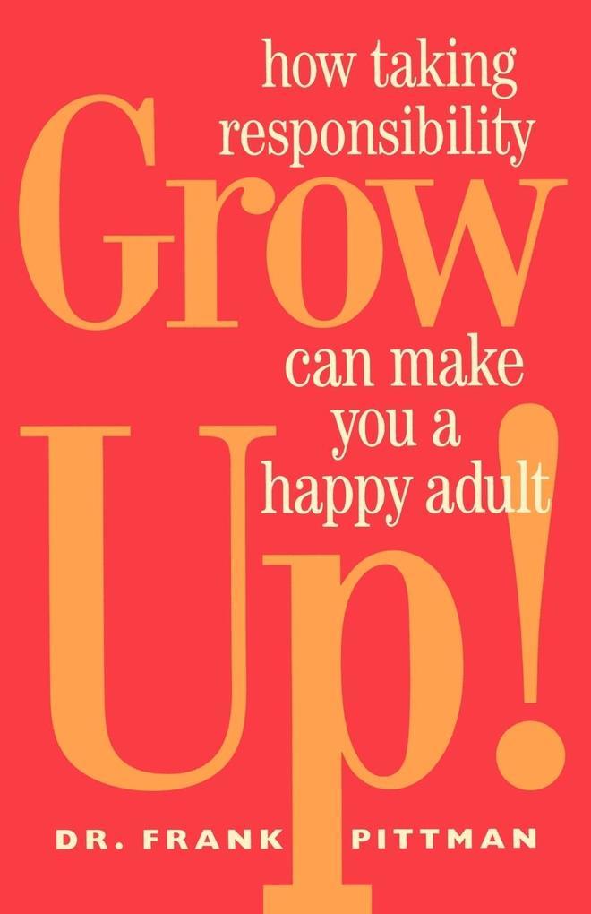 Grow Up! als Taschenbuch
