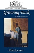 Growing Back: Poems 1972-1992