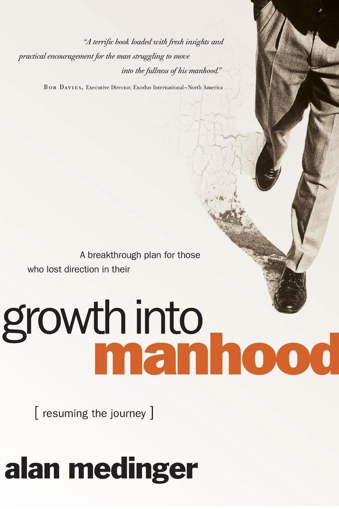 Growth Into Manhood als Buch