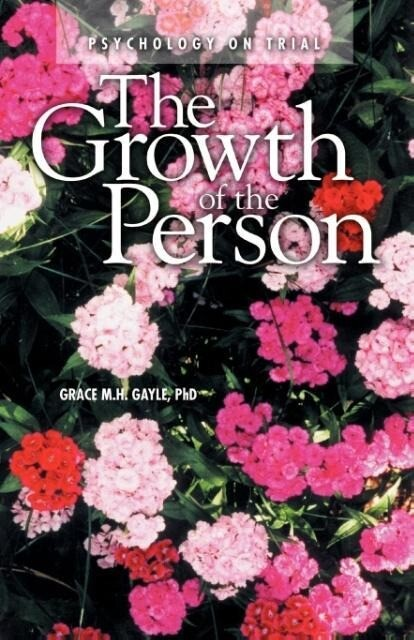 Growth of a Person als Taschenbuch