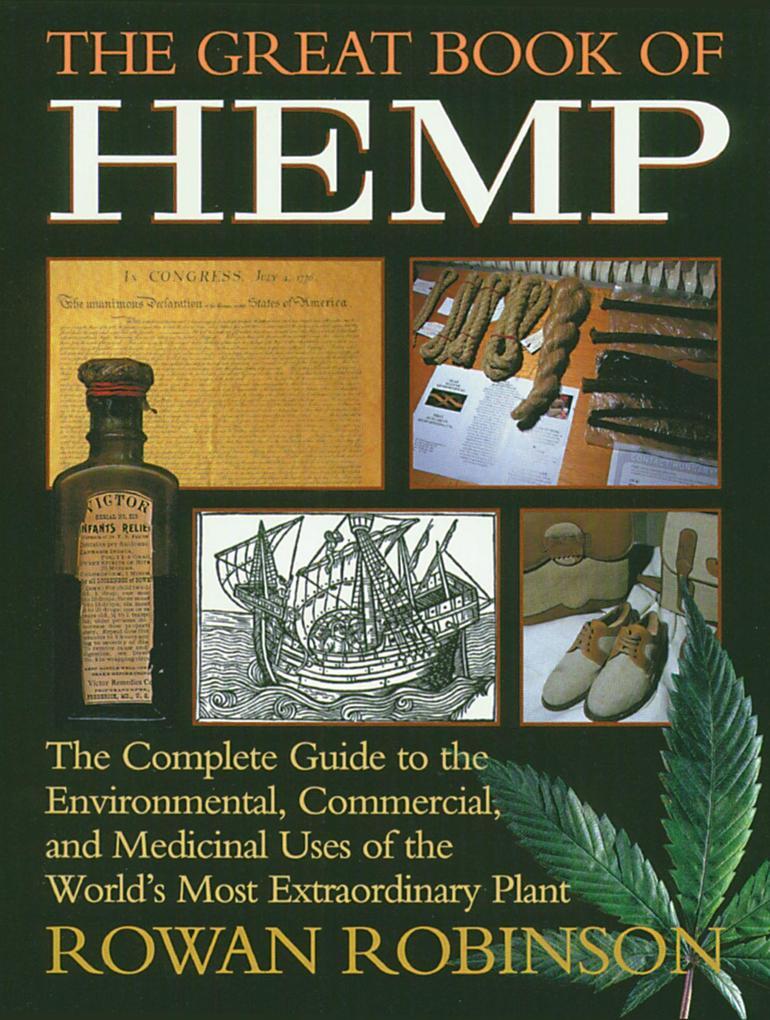 The Great Book of Hemp als Taschenbuch