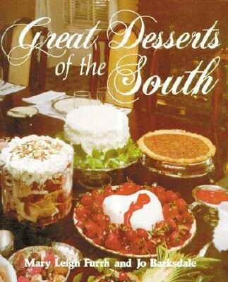 Great Desserts of the South als Buch