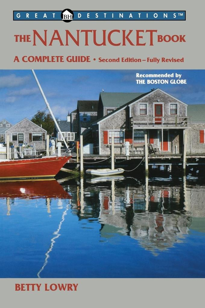 Explorer's Guides: The Nantucket Book: A Complete Guide als Taschenbuch