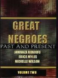 Great Negroes: Past and Present als Buch