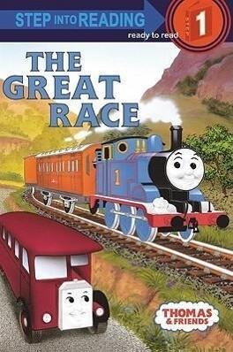 The Great Race: Thomas & Friends als Taschenbuch