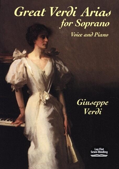 Great Verdi Arias for Soprano als Taschenbuch