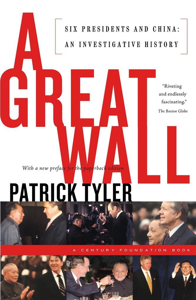 A Great Wall als Taschenbuch