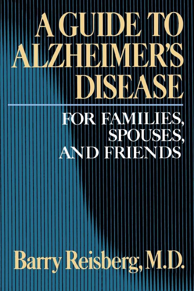 Guide to Alzheimer's Disease als Taschenbuch