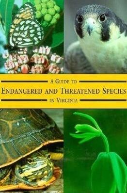 Guide to Endangered & Threatened Species in Virginia als Taschenbuch