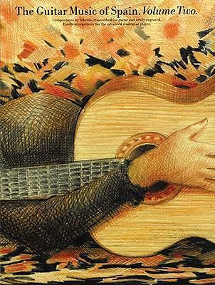 The Guitar Music Of Spain Volume 2 als Taschenbuch