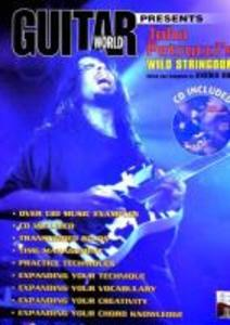 Guitar World Presents John Petrucci's Wild Stringdom: Book & CD als Taschenbuch