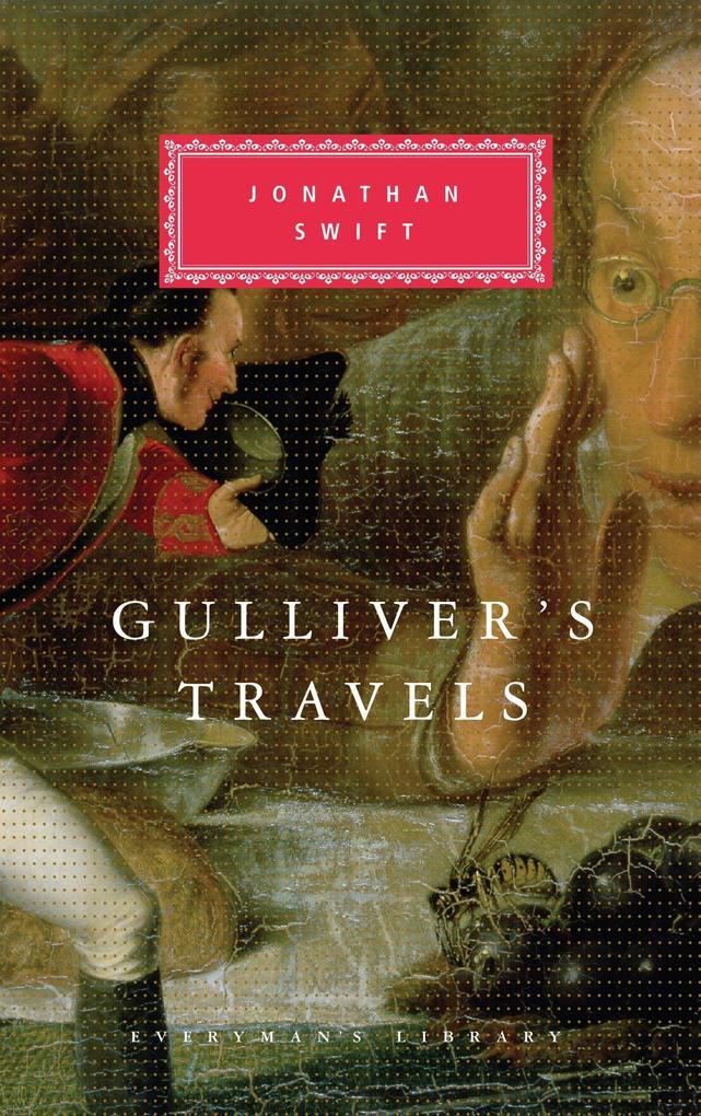 Gulliver's Travels als Buch