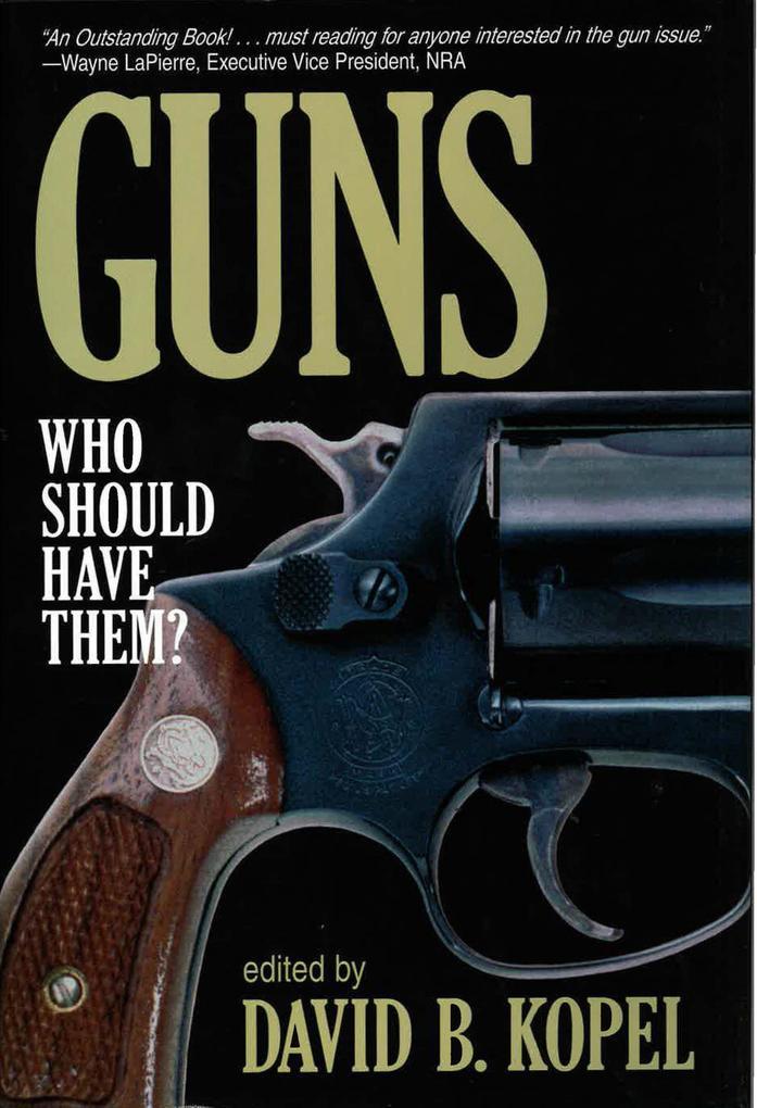 Guns als Buch