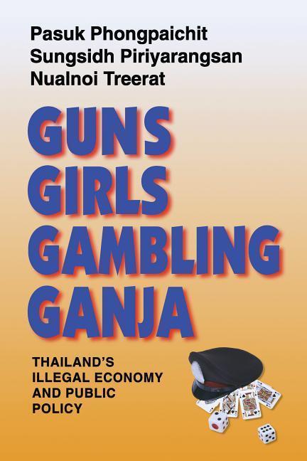 Guns, Girls, Gambling, Ganja als Taschenbuch