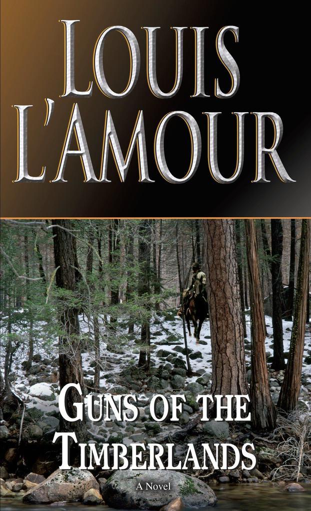 Guns of the Timberlands als Taschenbuch
