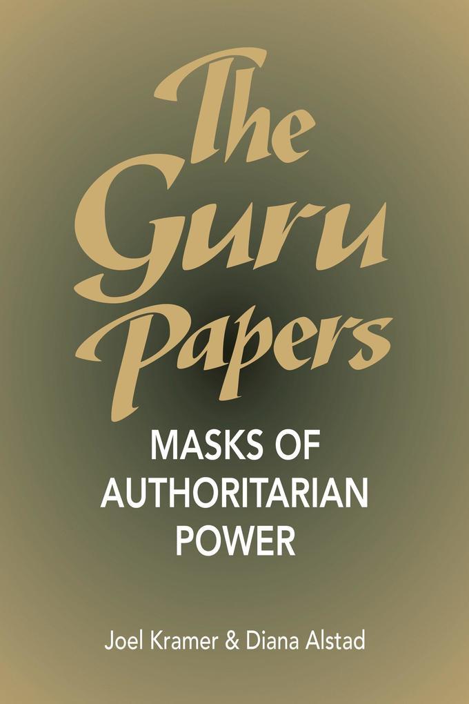 The Guru Papers als Taschenbuch