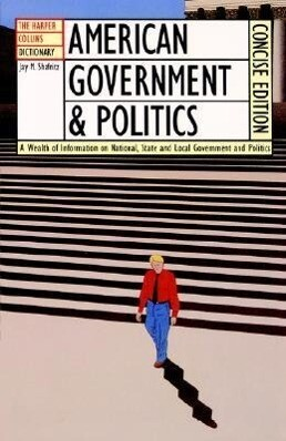 The HarperCollins Dictionary of American Government and Politics als Taschenbuch