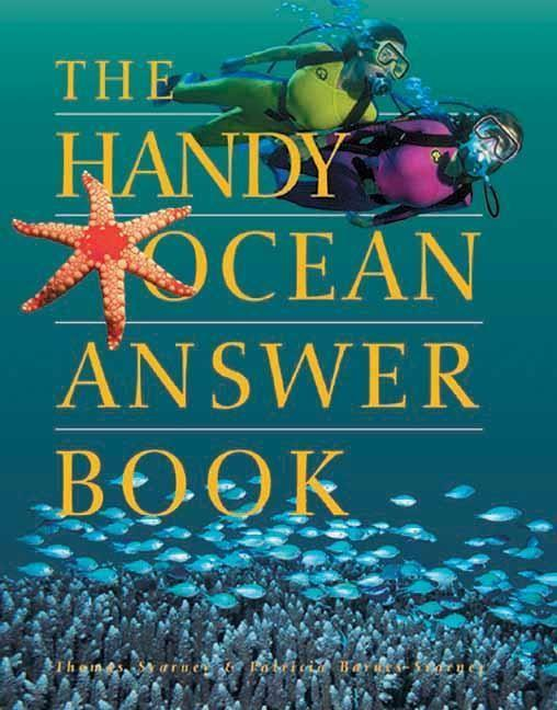 Handy Ocean Answer Book als Taschenbuch