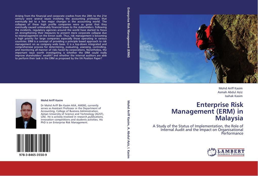 Enterprise Risk Management (ERM) in Malaysia al...