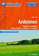 Hikeline Wanderführer Ardennen 1 : 35 000