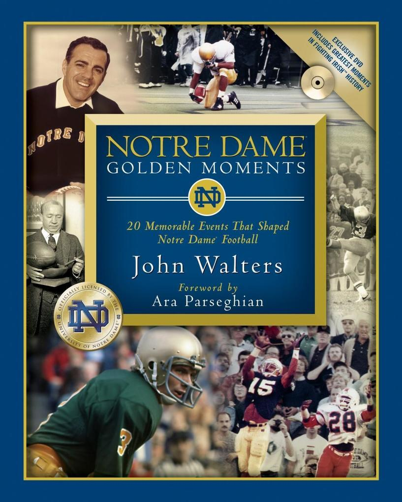 Notre Dame Golden Moments als eBook Download vo...