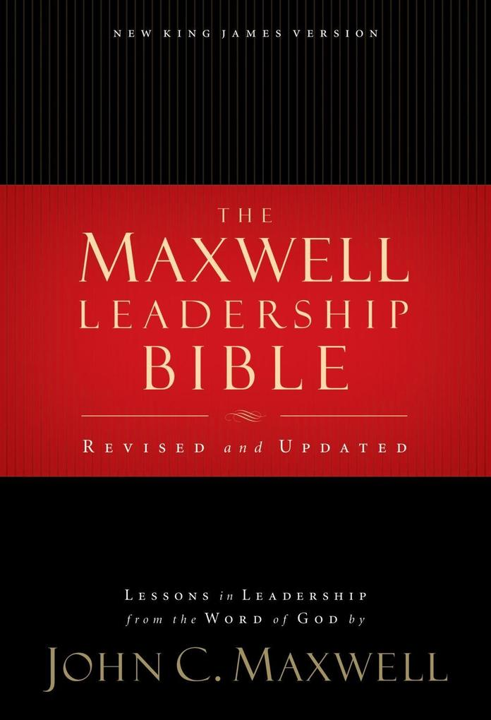 NKJV, Maxwell Leadership Bible, eBook als eBook...