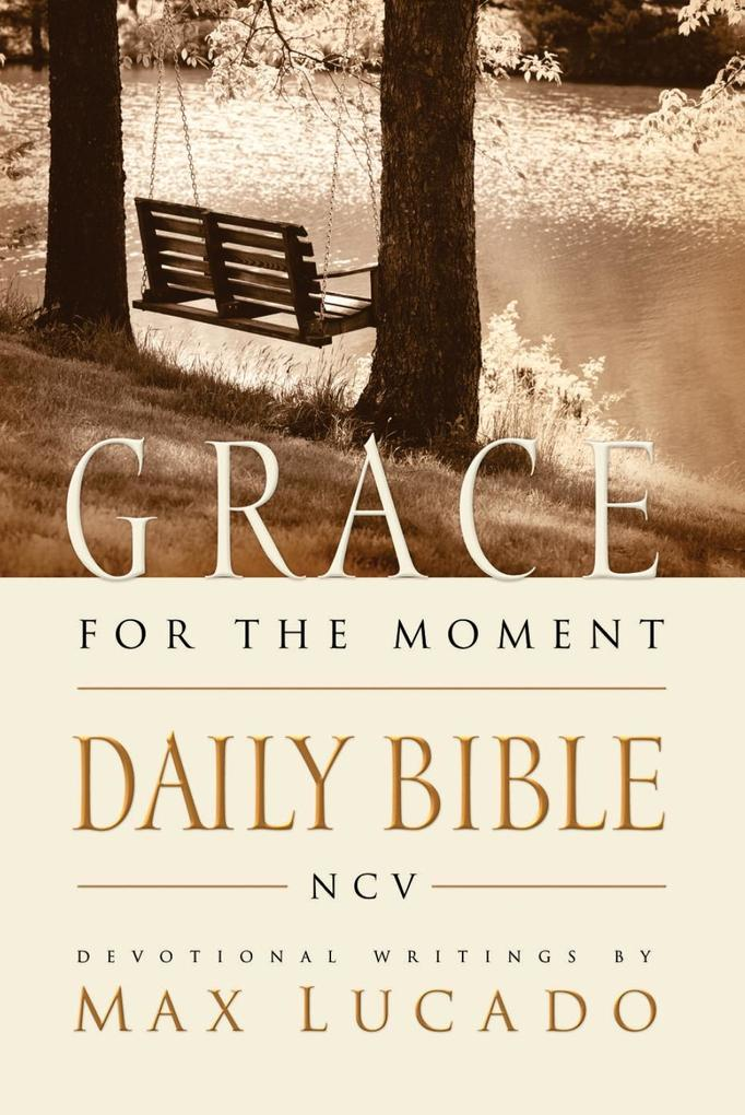 NCV, Grace for the Moment Daily Bible, eBook al...