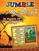 Jumble Safari: In Search of Undiscovered Puzzles!