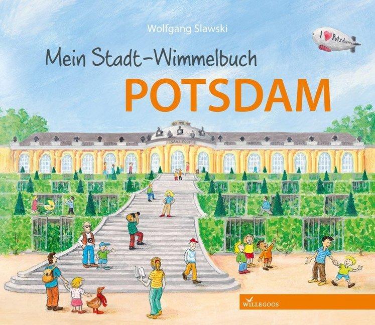 Mein Stadt-Wimmelbuch Potsdam als Buch