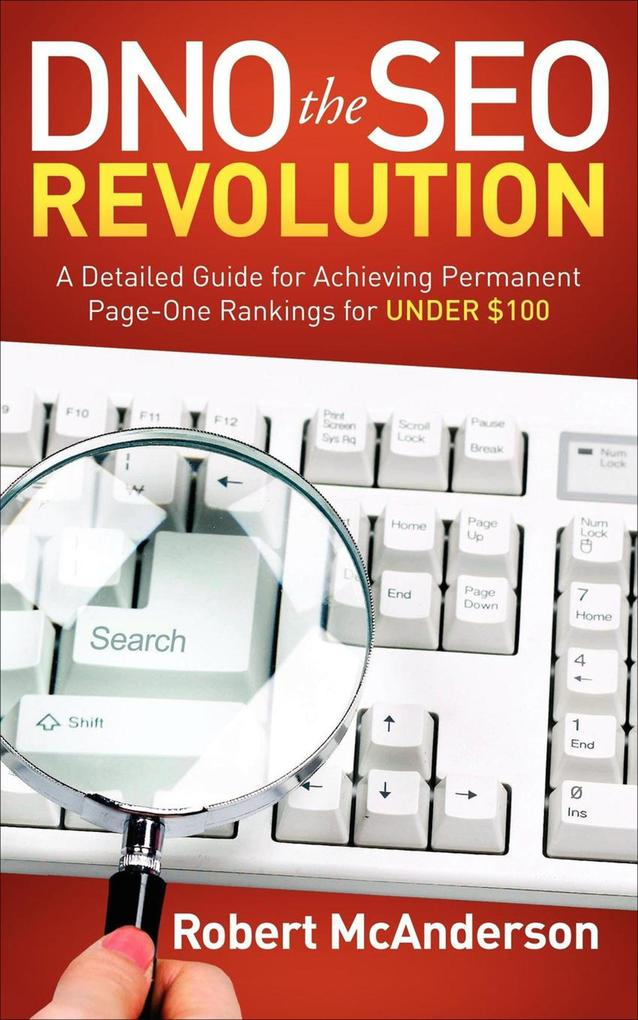 DNO the SEO Revolution als eBook Download von R...