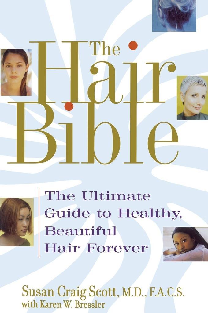 Hair Bible als Taschenbuch