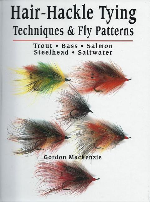 HAIR-HACKLE TYING TECHNIQUES & als Buch