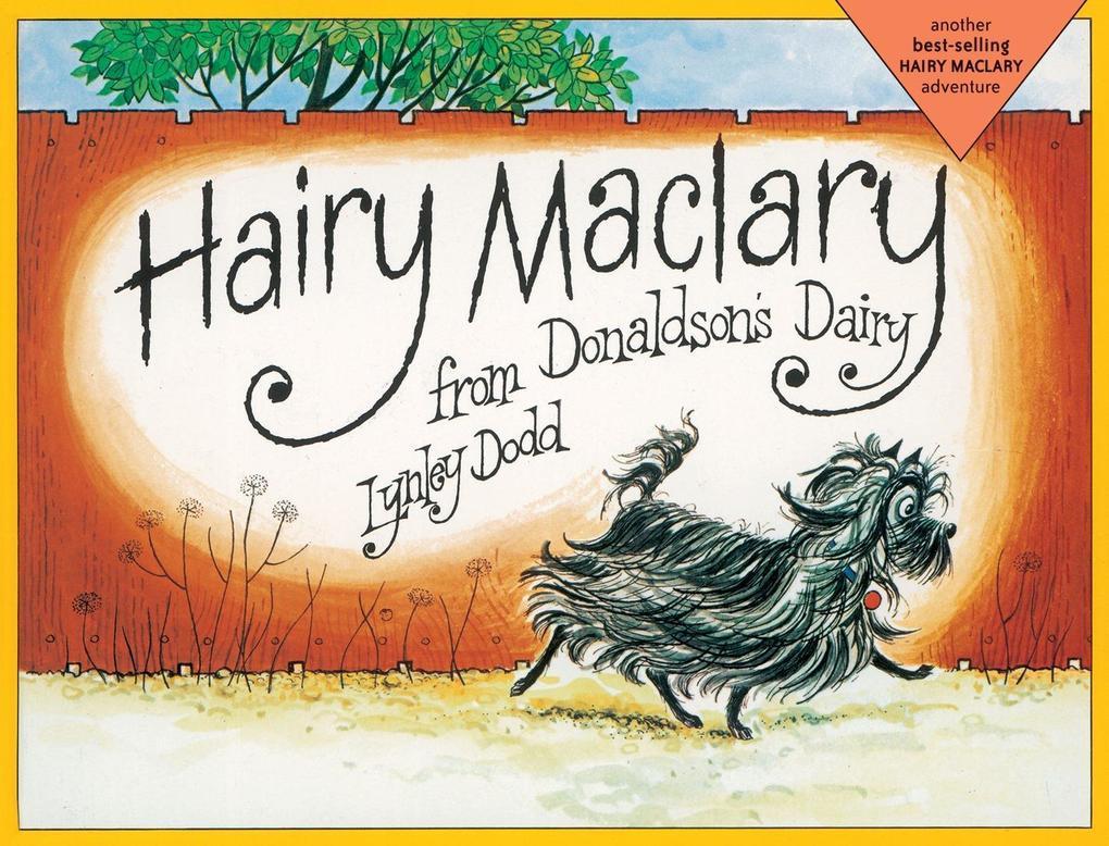Hairy Maclary from Donaldson's Dairy als Taschenbuch