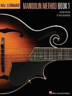 Hal Leonard Mandolin Method - Book 1 als Taschenbuch