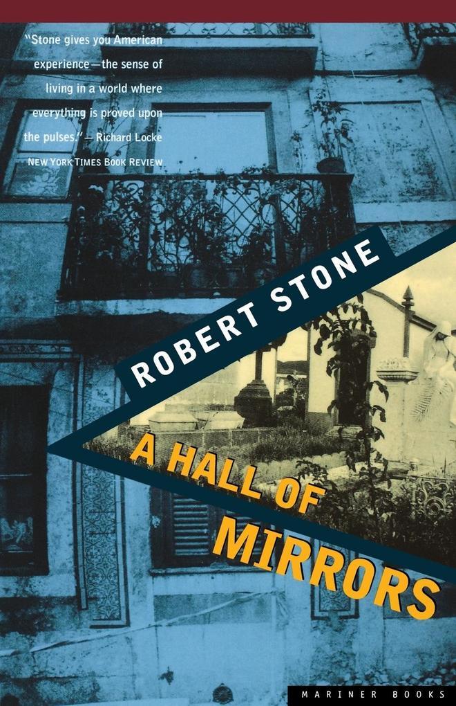 A Hall of Mirrors als Taschenbuch